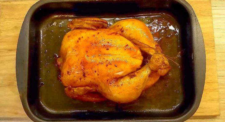 Курица гриль простой рецепт