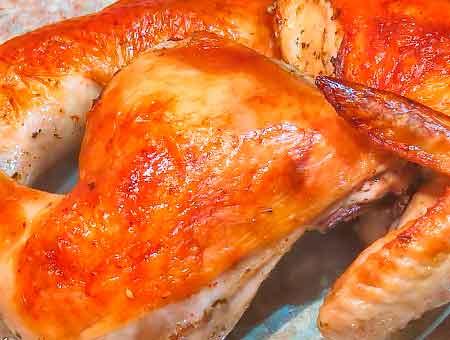 Курица в пиве запеченная в духовке