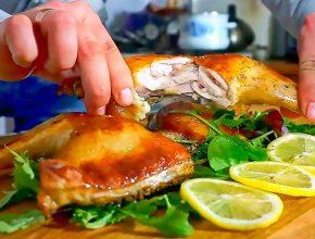 Курица в пиве в духовке