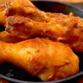 куриные голени на сковороде