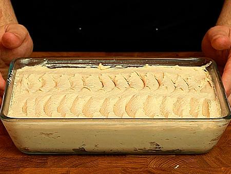 ставим суфле из курицы в духовку на 30 минут